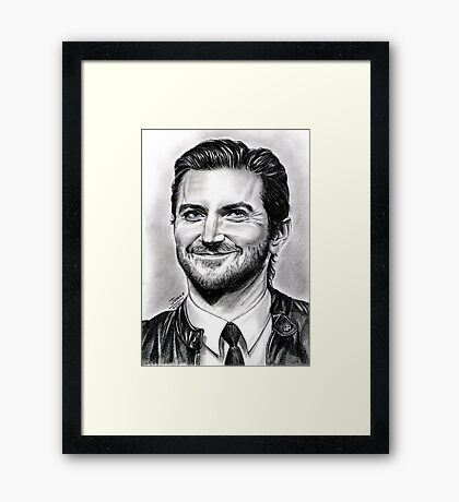 Richard Armitage Framed Print