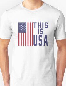 United States Copa America 2016 T-Shirt