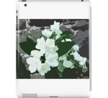 Jasmine flower iPad Case/Skin
