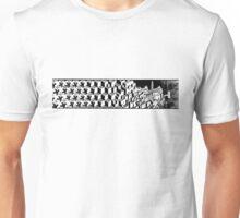 Metamorphose by Escher  Unisex T-Shirt