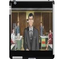 Archer vs. Co-workers iPad Case/Skin