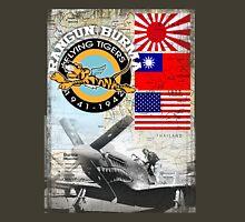 burma flying tigers Unisex T-Shirt