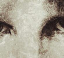Jim Morrison Sketch Sticker