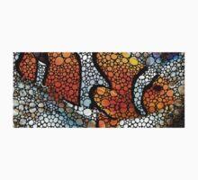 Stone Rock'd Clown Fish by Sharon Cummings One Piece - Short Sleeve