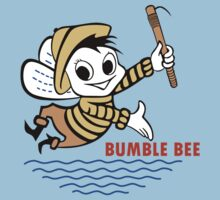 Bumble Bee Tuna Baby Tee