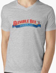 Bumble Bee Tuna Mens V-Neck T-Shirt