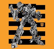 Transformers Bumblebee Stripe Unisex T-Shirt