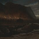 Francis Danby,  British Title A Mountain Chieftain's Funeral by MotionAge Media
