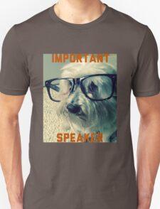 Important Speaker T-Shirt