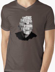 Harry Potter - Voldemort Mens V-Neck T-Shirt