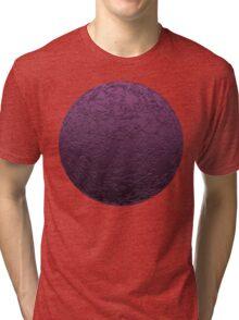 Purple Moon Tri-blend T-Shirt