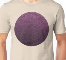 Purple Moon Unisex T-Shirt
