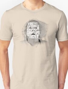 Back to the Future - Doc Brown Unisex T-Shirt