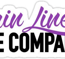 Main Line Dance Company Logo Sticker  Sticker