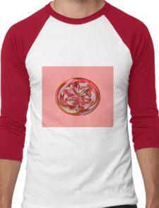 Ivy Globe Men's Baseball ¾ T-Shirt