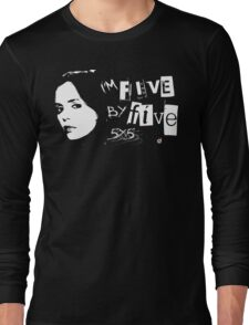 I'M FIVE BY FIVE Long Sleeve T-Shirt