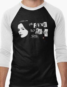 I'M FIVE BY FIVE Men's Baseball ¾ T-Shirt