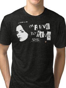 I'M FIVE BY FIVE Tri-blend T-Shirt