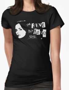 I'M FIVE BY FIVE Womens Fitted T-Shirt