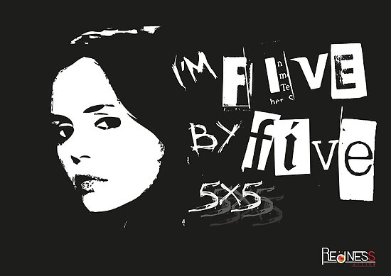 I'M FIVE BY FIVE by Bloodysender