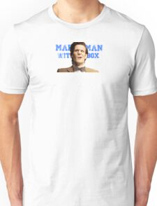 Mattman with a box Unisex T-Shirt