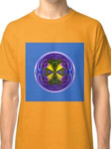 Dandy Four Abstract Globe Classic T-Shirt