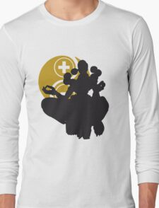 Zenyatta Minimalist Long Sleeve T-Shirt