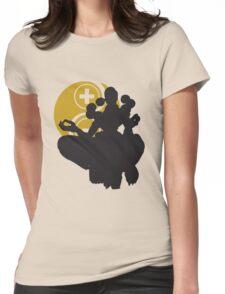Zenyatta Minimalist Womens Fitted T-Shirt