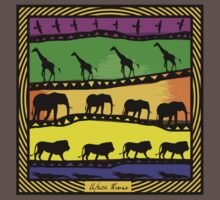 Africa Moves Baby Tee