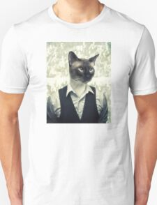 Fancy Cat Unisex T-Shirt