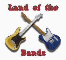 Land of the Bands by RockSky-Comics