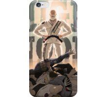 Jiu Jitsu Hero- High Noon iPhone Case/Skin