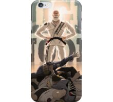 Jiu Jitsu Hero- High Noon iPhone Case/Skin