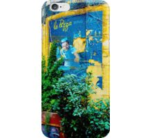 LA PIZZA DEPOSE 1952 iPhone Case/Skin