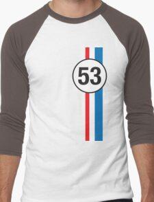 HERBIE (53) Men's Baseball ¾ T-Shirt