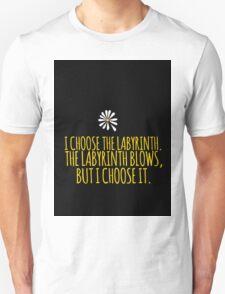 John Green -- Looking For Alaska -- Choose it Unisex T-Shirt