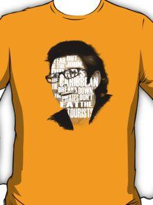 Jurassic Park - Dr. Ian Malcolm T-Shirt