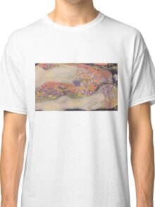 Water Snakes II by Klimt  Classic T-Shirt