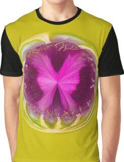 Poppy Orb Graphic T-Shirt