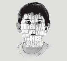 E.T. the Extra-Terrestrial - Elliott by thisisarcane