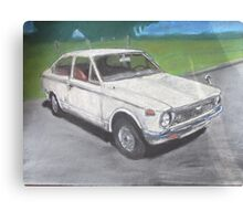 Scott's Baby Canvas Print