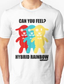 The Pillows Little Busters Can You Feel? Hybrid Rainbow T-Shirt