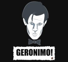Doctor Who GERONIMO! by Bloodysender