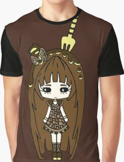 Brauny Retro by Lolita Tequila Graphic T-Shirt