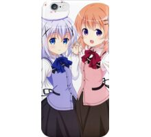 Cocoa and Chino iPhone Case/Skin