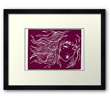 lola.love#1 Framed Print