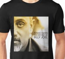billy joel the piano man old Unisex T-Shirt