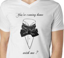 Thornton : Home Mens V-Neck T-Shirt
