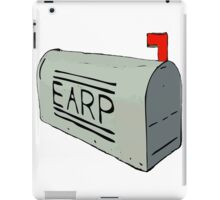 Earp Mail Box - Wynonna Earp iPad Case/Skin