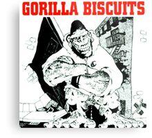 gorilla biscuits gorilla biscuits Metal Print